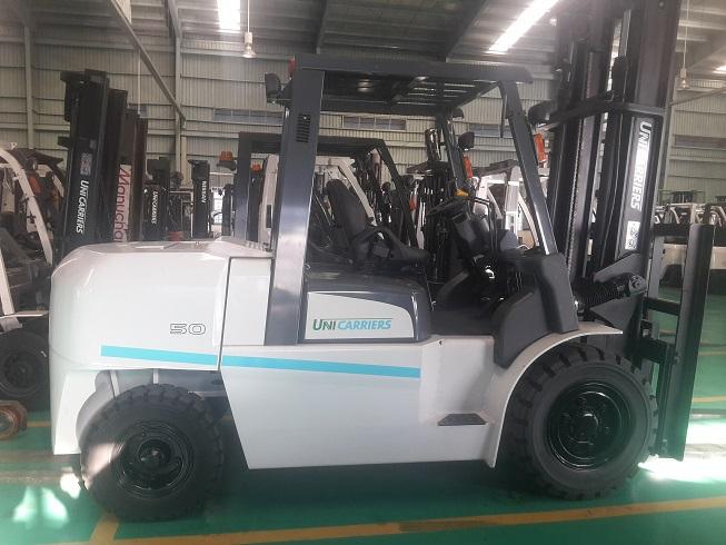 Công ty Tan Chong, nhà phân phối duy nhất xe nâng Nissan Unicarriers, Cho thuê xe nâng Nissan Unicarriers Nhật