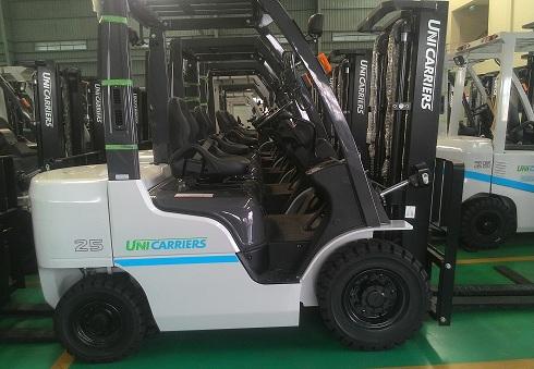 Công ty Tan Chong, nhà phân phối duy nhất xe nâng Nissan Unicarriers, Cho Thuê Xe Nâng