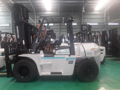 Xe nâng dầu 6 tấn -NISSAN UNICARRIERS CHÍNH HÃNG